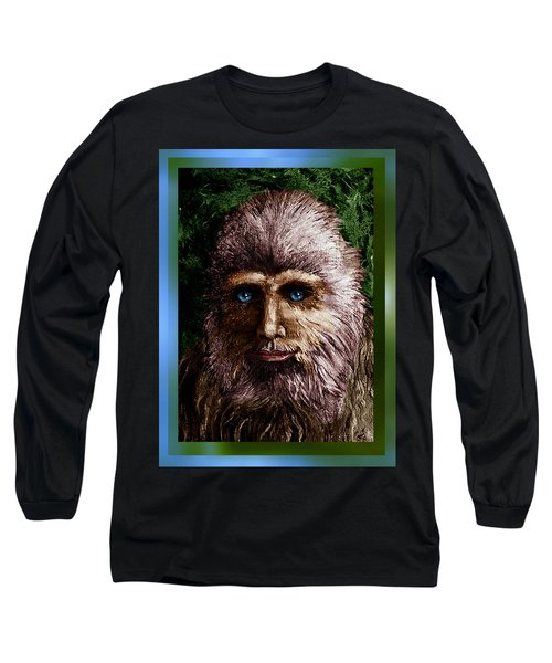 Look Into My Eyes... Long Sleeve T-Shirt