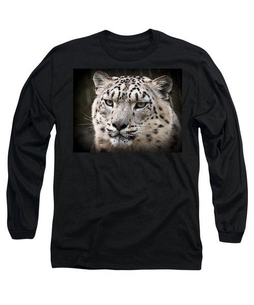 Look Into My Leopard Eyes Long Sleeve T-Shirt