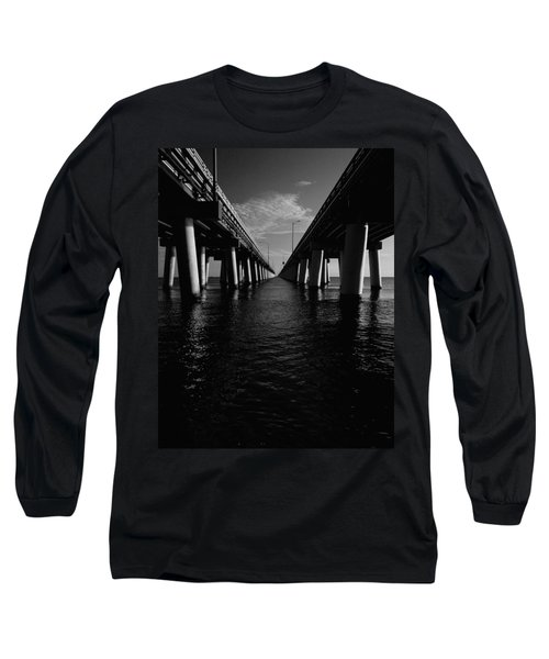 Look Out Below Long Sleeve T-Shirt