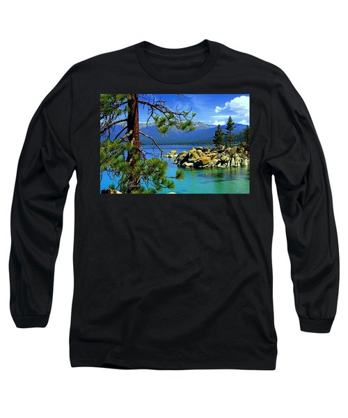 Looking North Long Sleeve T-Shirt