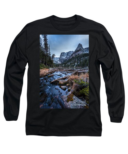 Looking To Odessa Long Sleeve T-Shirt by Steven Reed