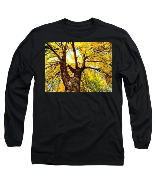 Looking Up Long Sleeve T-Shirt