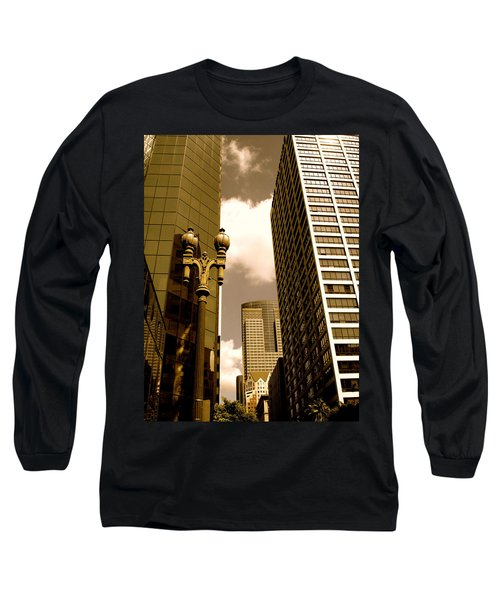 Los Angeles Downtown Long Sleeve T-Shirt