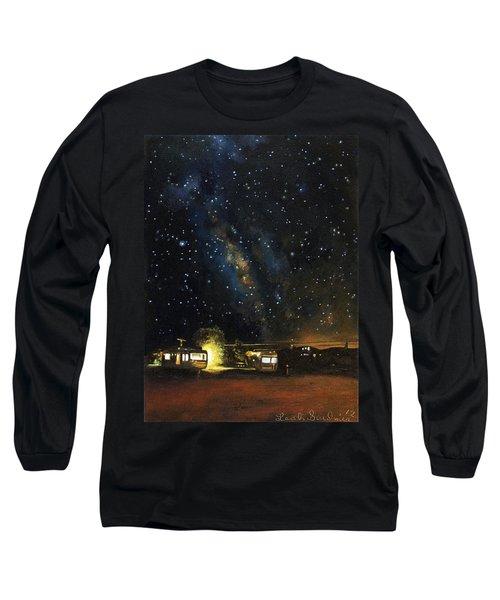 Los Rancheros Rv Park Long Sleeve T-Shirt