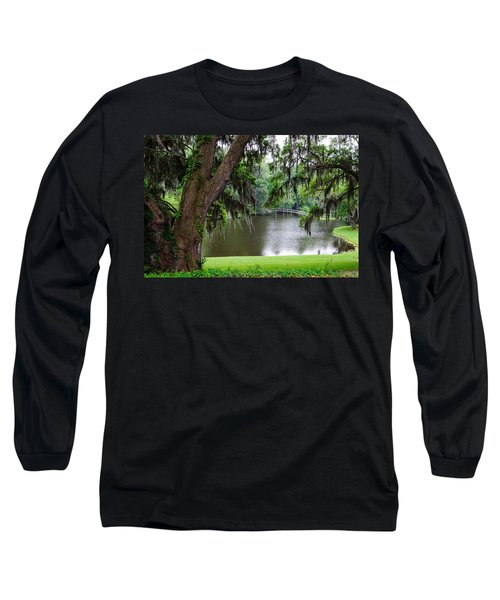 Lost Bridge Long Sleeve T-Shirt