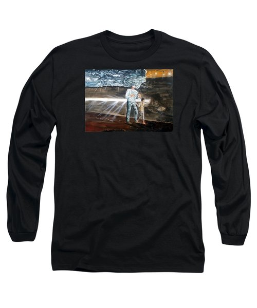 Lost Sometimes Long Sleeve T-Shirt