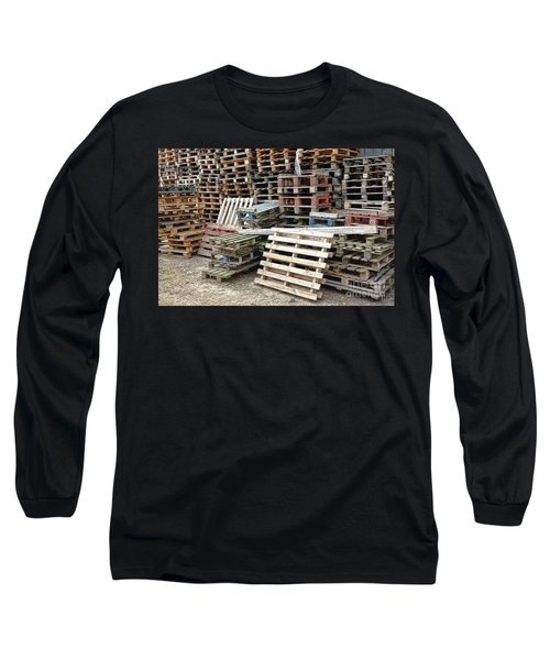 Lots Of Pallets Long Sleeve T-Shirt