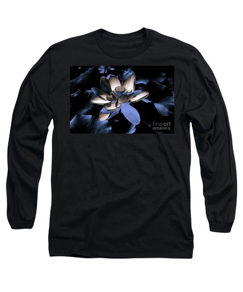 Lotus By Night Long Sleeve T-Shirt