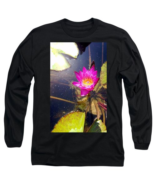 Lotus Day Long Sleeve T-Shirt