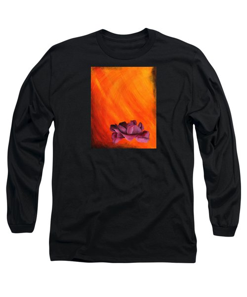 Lotus Rose Long Sleeve T-Shirt