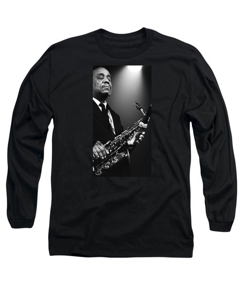 Lou Donaldson 1 Long Sleeve T-Shirt