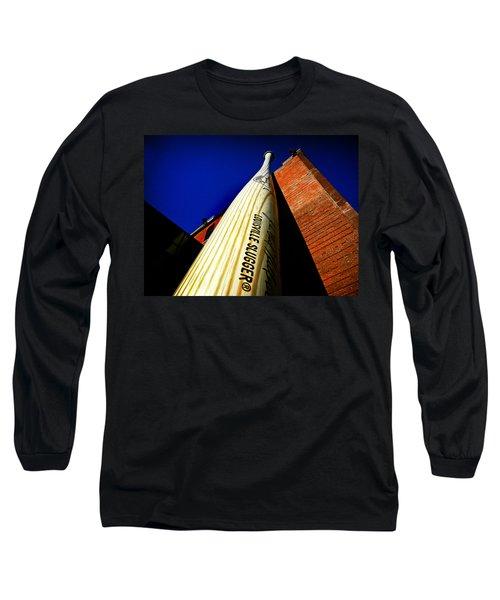Louisville Slugger Bat Factory Museum Long Sleeve T-Shirt