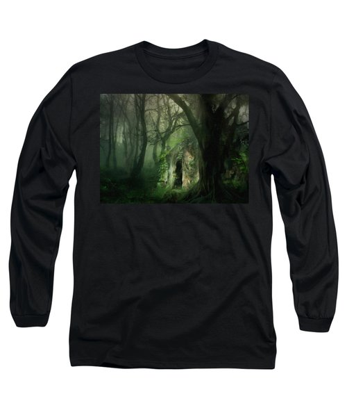 Love Affair With A Forest Long Sleeve T-Shirt