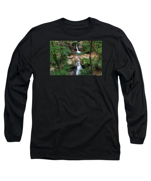 Love At The Blue Hole Long Sleeve T-Shirt