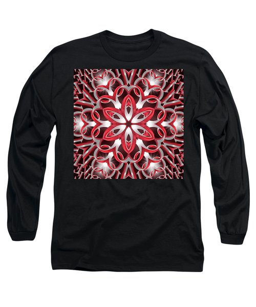 Love Blossoms Long Sleeve T-Shirt