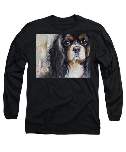 Love Long Sleeve T-Shirt by Mary Sparrow