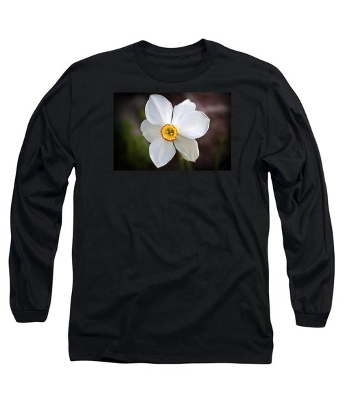 Love Smile And Happiness Long Sleeve T-Shirt by Milena Ilieva