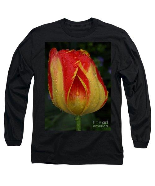 Lovely Tulip Long Sleeve T-Shirt