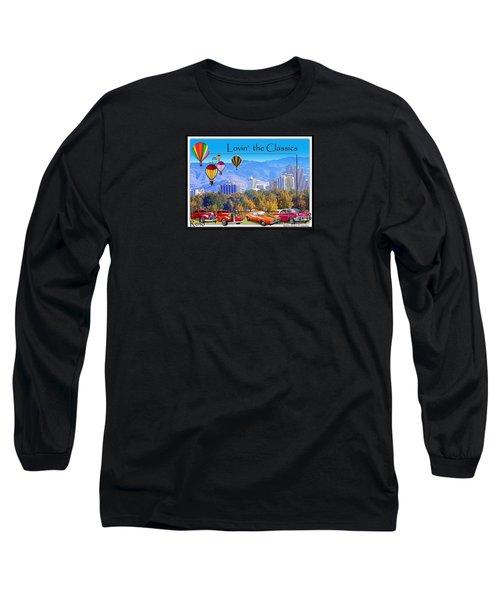 Lovin The Classics Long Sleeve T-Shirt