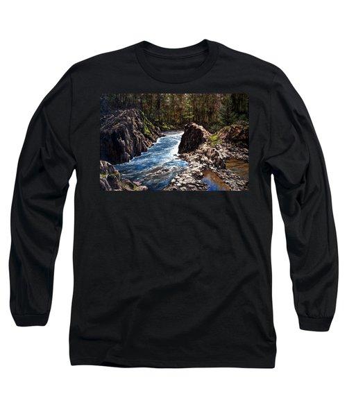 Lucia Falls Downstream Long Sleeve T-Shirt