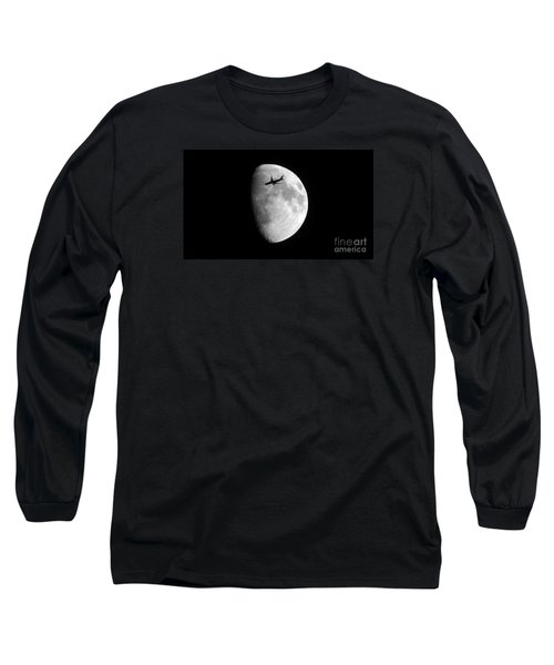 Long Sleeve T-Shirt featuring the photograph Lucky Shot by Janice Westerberg