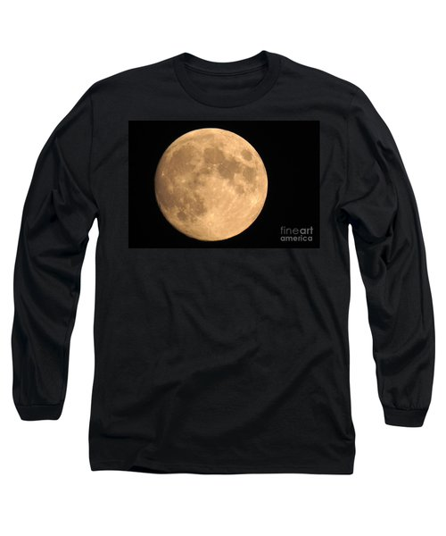 Lunar Mood Long Sleeve T-Shirt