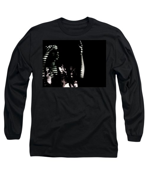 Long Sleeve T-Shirt featuring the photograph Lurid  by Jessica Shelton