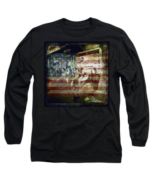 Lynyrd Skynyrd - Simple Man Long Sleeve T-Shirt