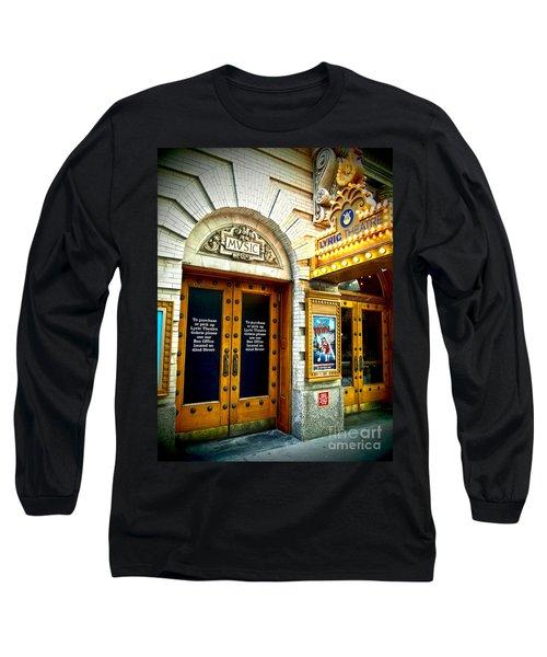 Lyric Theatre - Music Long Sleeve T-Shirt