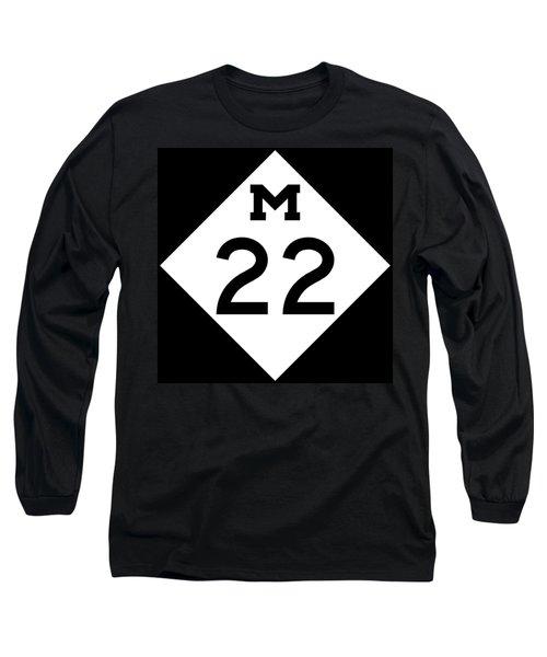 M 22 Long Sleeve T-Shirt