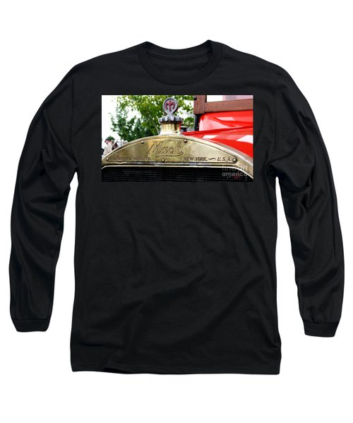 Mack Truck Grill Long Sleeve T-Shirt