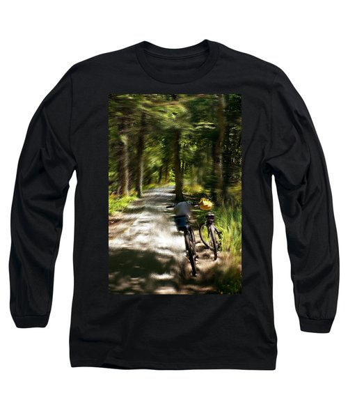 Mackinac Island Woods Long Sleeve T-Shirt