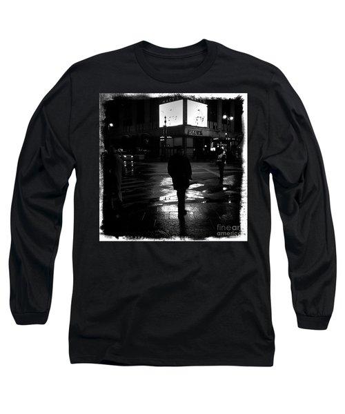 Macy's - 34th Street Long Sleeve T-Shirt by James Aiken