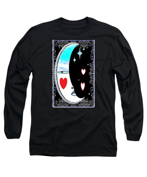 Madd Moon Long Sleeve T-Shirt