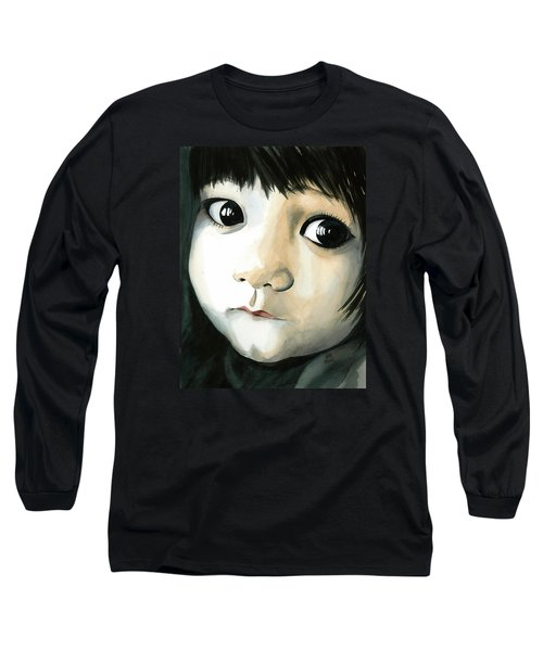 Madi's Eyes Long Sleeve T-Shirt