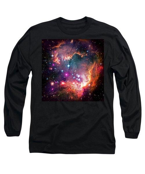 Magellanic Cloud 2 Long Sleeve T-Shirt