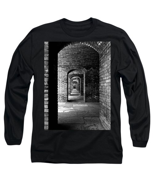 Magic Portal Long Sleeve T-Shirt by Robert McCubbin