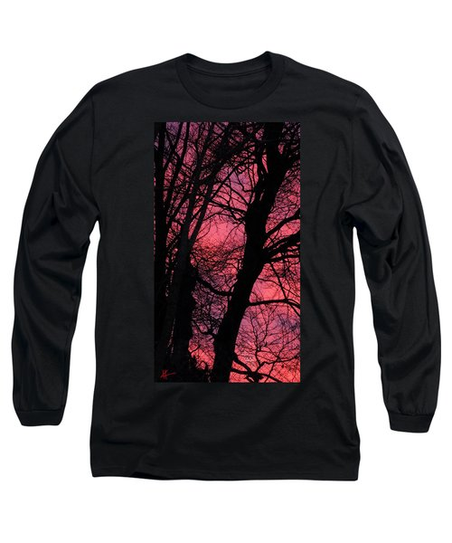 Magic Sunset  Long Sleeve T-Shirt