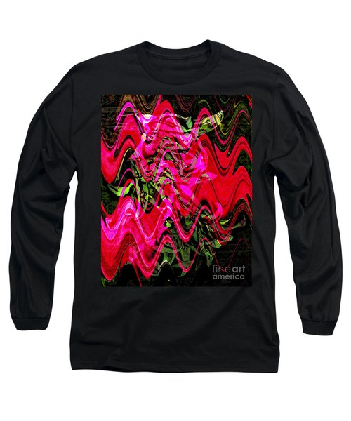 Magnet Long Sleeve T-Shirt