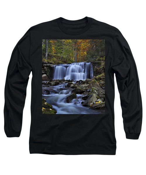 Magnificent Waterfall Long Sleeve T-Shirt