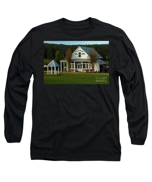 Long Sleeve T-Shirt featuring the photograph Magnolia Saloon by Sam Rosen