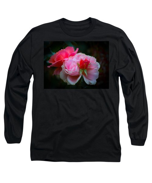 Long Sleeve T-Shirt featuring the photograph Maiden Mother Crone by Patricia Babbitt