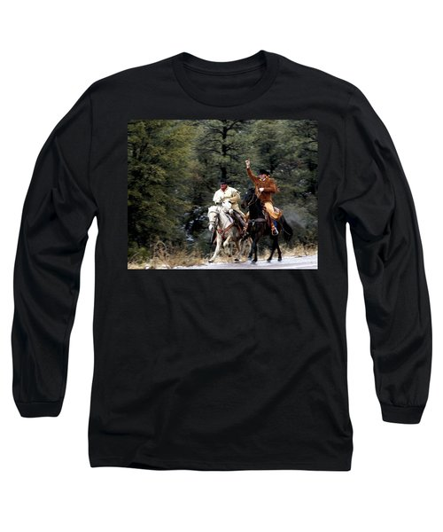 Mail Handoff Long Sleeve T-Shirt