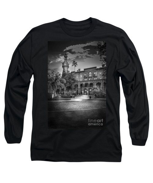 Main Entry Long Sleeve T-Shirt by Marvin Spates