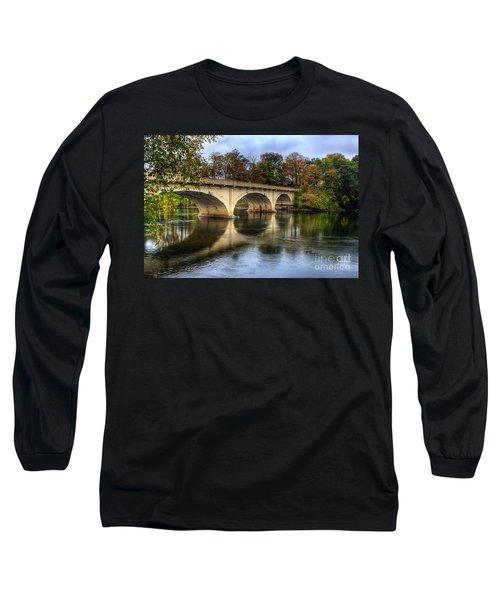 Main St Bridge Long Sleeve T-Shirt