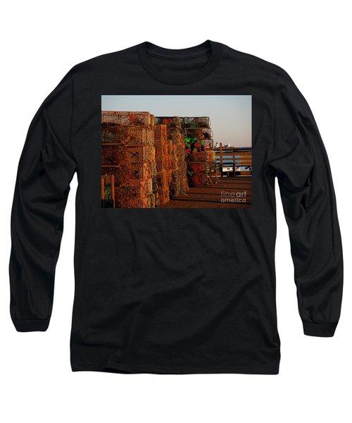Maine Traps Long Sleeve T-Shirt