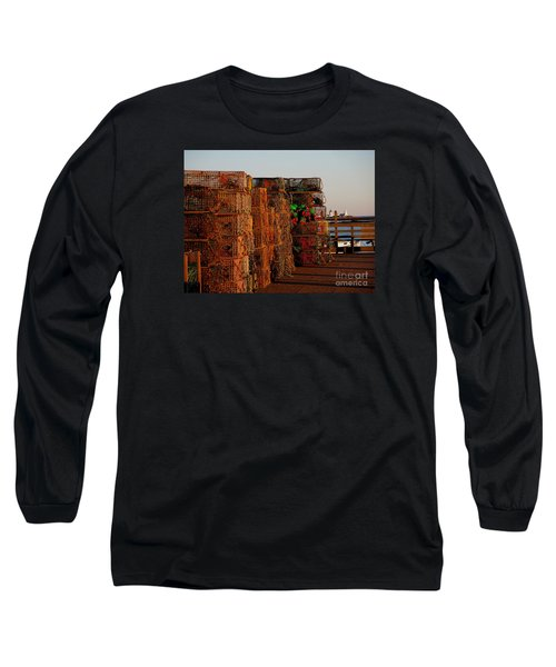 Maine Traps Long Sleeve T-Shirt