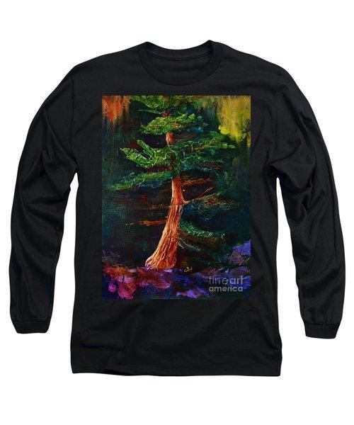 Majestic Pine Long Sleeve T-Shirt