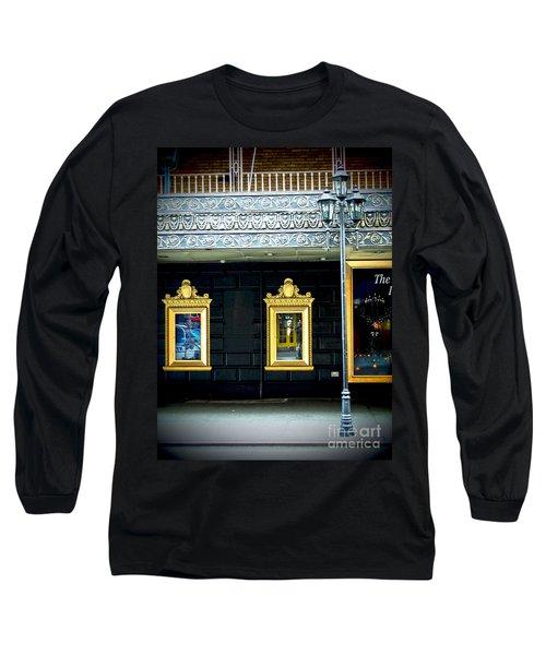Majestic Theatre Lightpost Long Sleeve T-Shirt