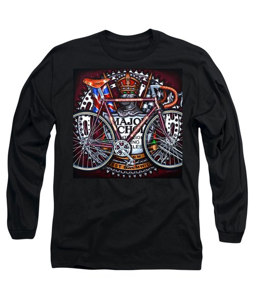Major Nichols Long Sleeve T-Shirt